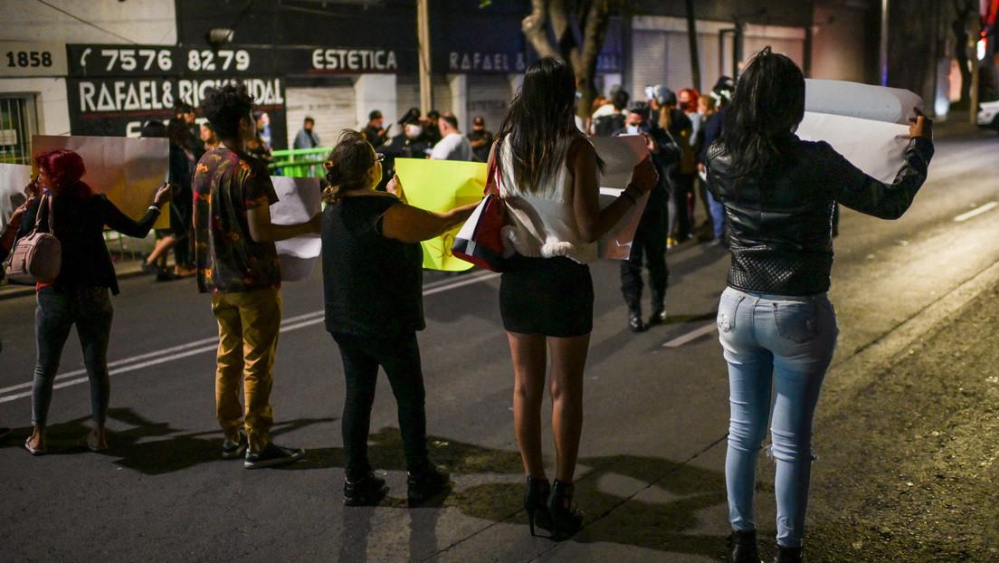 La pandemia duplica el número de trabajadoras sexuales en Ciudad de México