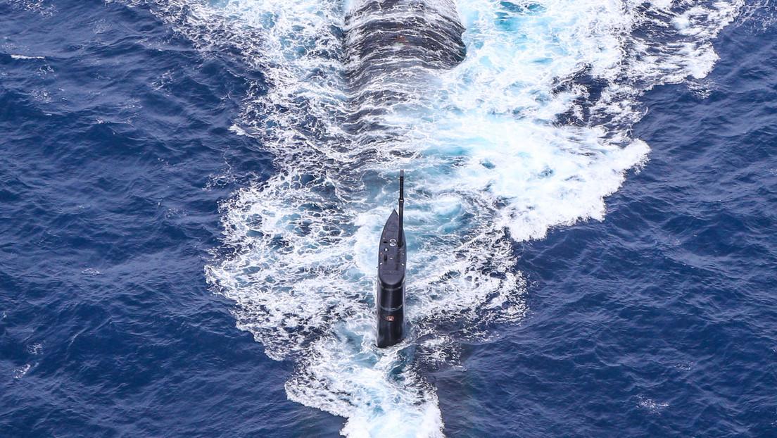 """Argentina expresa su """"grave preocupación"""" por la presencia de un submarino estadounidense con capacidad nuclear en el Atlántico Sur"""