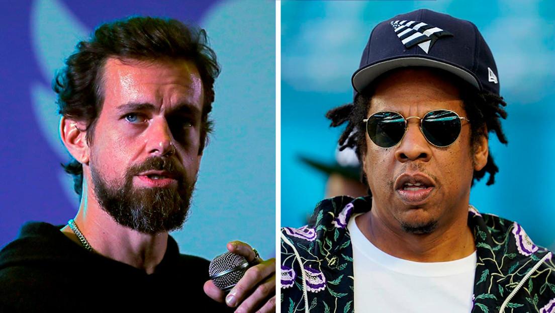 """El director ejecutivo de Twitter y el rapero Jay-Z crean un fondo para """"hacer del bitcóin la moneda de Internet"""""""