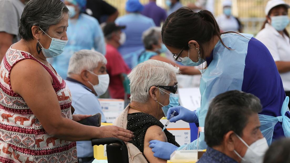 Este país latinoamericano es el líder regional de vacunación contra el covid-19