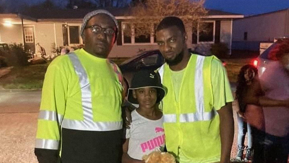 Dos trabajadores del servicio de limpieza rescatan a una niña de 10 años y ayudan detener al presunto pedófilo que la secuestró