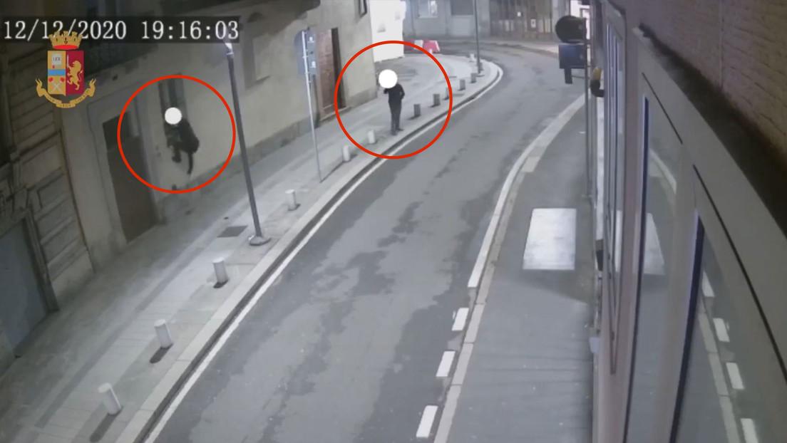 """Detienen en Italia a un grupo de ladrones """"acróbatas"""" que robaban a ricos y famosos con ayuda de sus perfiles en Instargram"""
