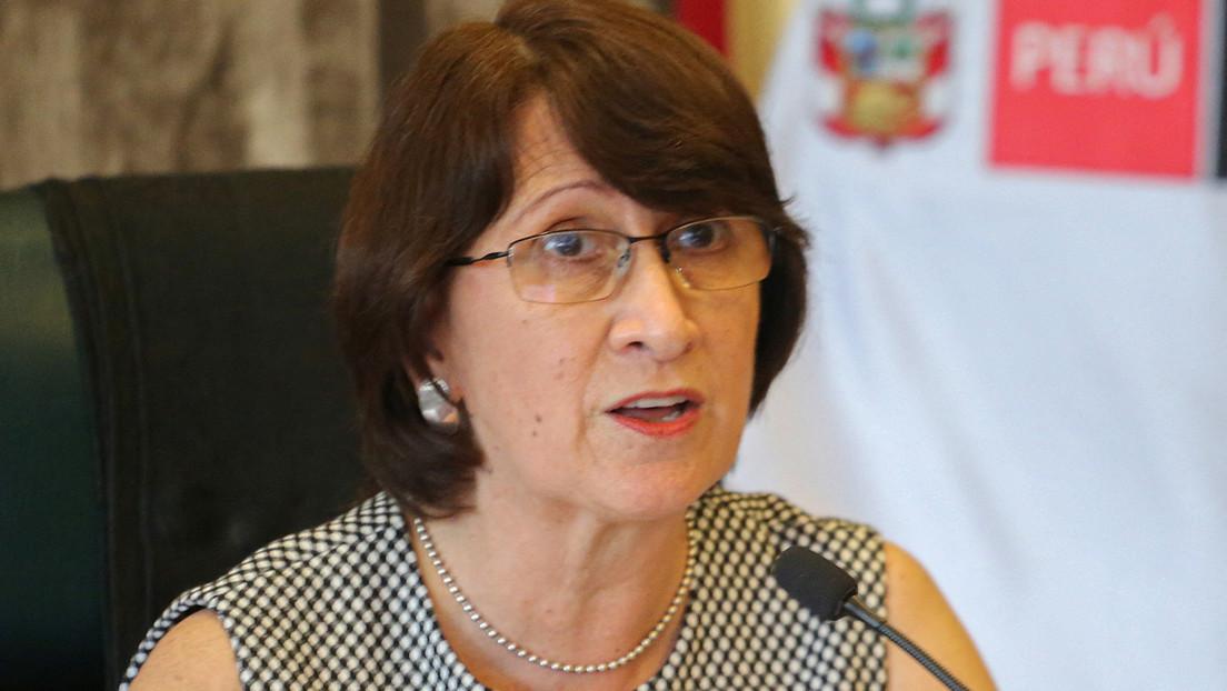 Renuncia la ministra de Salud peruana tras un escándalo sobre la supuesta vacunación contra el coronavirus del expresidente Vizcarra