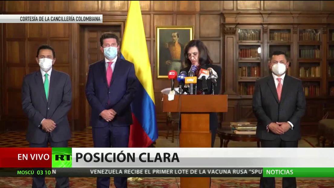 Cuba lamenta que Bogotá la ataque por la alerta de un posible atentado