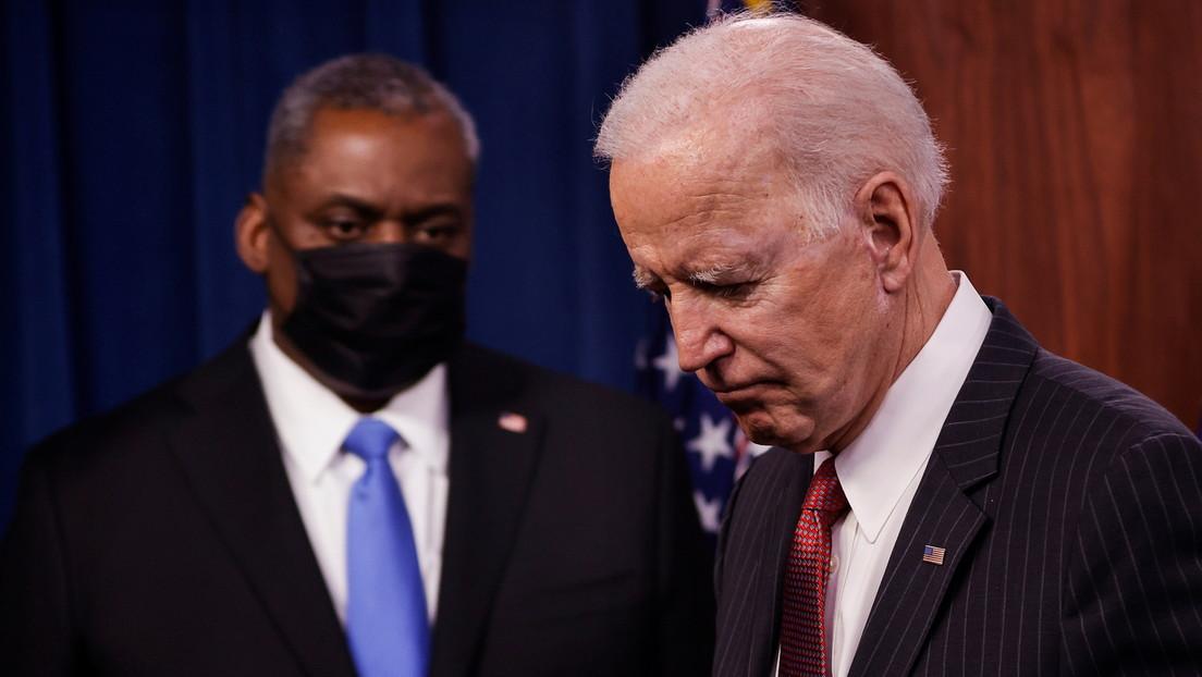 Biden comenta la absolución de Trump por el Senado de EE.UU. en el segundo juicio político contra el expresidente