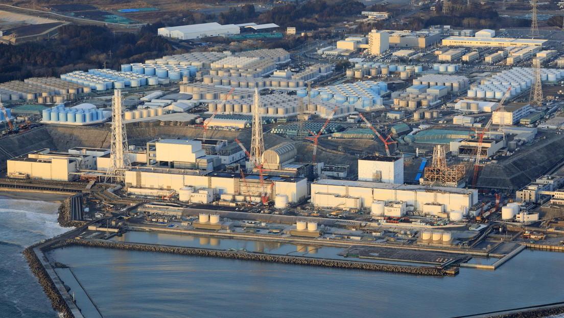 El sismo de 7,1 en Japón provocó derrames de agua de las piscinas de combustible gastado de dos reactores de la central nuclear Fukushima I