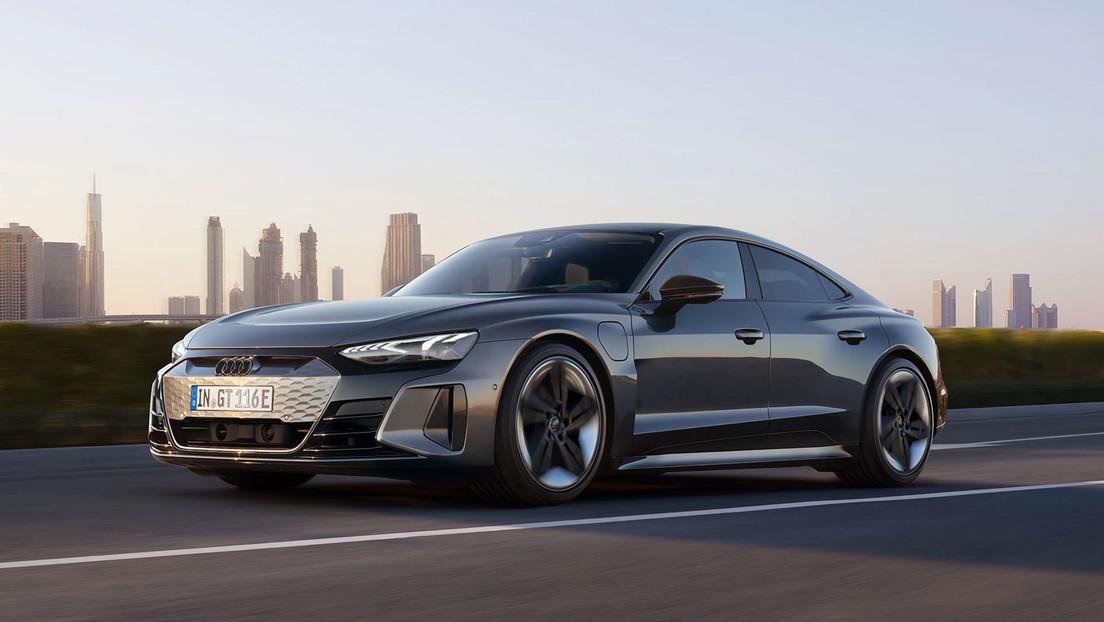"""Audi presenta su deportivo eléctrico más potente, que """"alejará a muchos clientes del mundo de la combustión para siempre"""""""