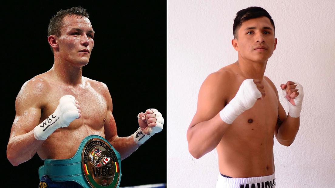 VIDEO: El mexicano Mauricio Lara sorprende al boxeo tras noquear al número uno del peso pluma y despojarlo de su invicto de 30-0