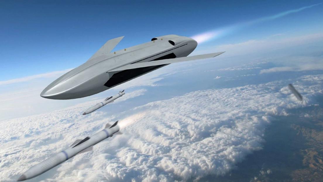EE.UU. desarrolla drones capaces de lanzar misiles y atacar amenazas enemigas en el aire