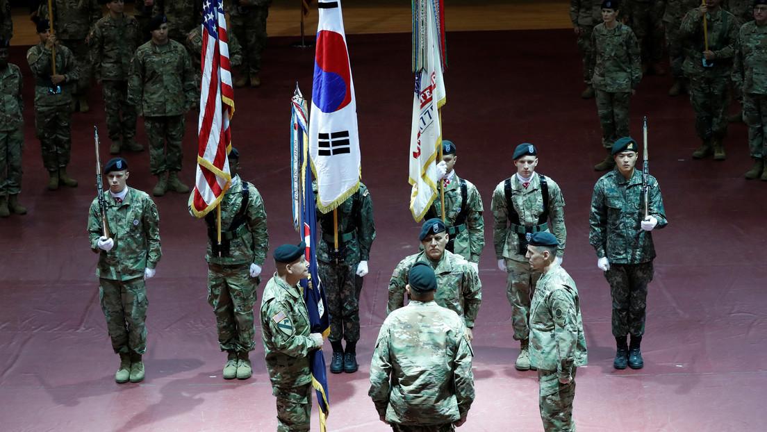 EE.UU. y Corea del Sur realizarían ejercicios militares conjuntos el próximo marzo