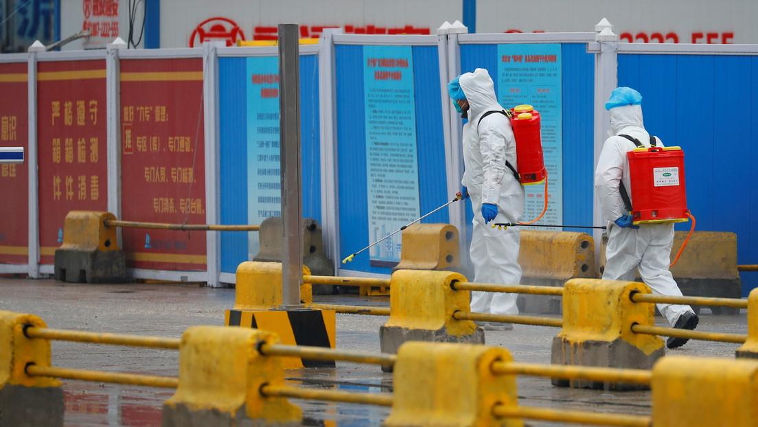 El coronavirus estaba en diciembre más extendido en Wuhan de lo que se pensaba, según el líder del equipo de la OMS enviado a la ciudad