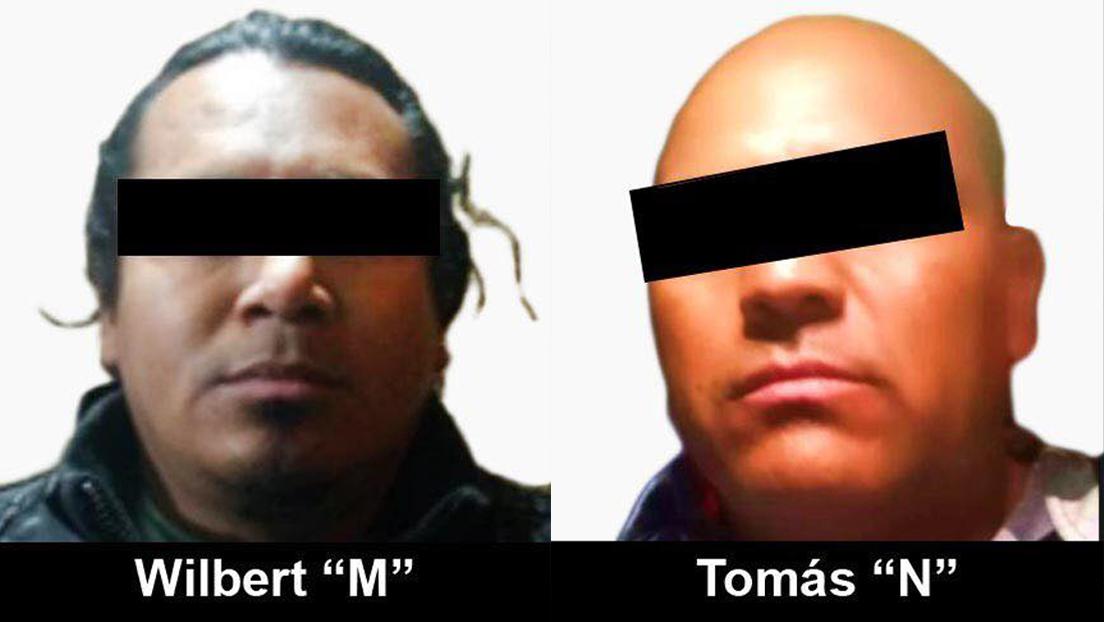 Detienen a dos presuntos autores materiales del ataque a la familia LeBarón en México