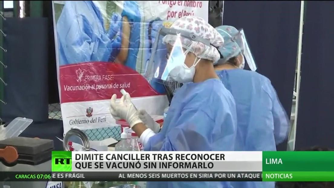México inicia la vacunación de mayores de 60 años con el fármaco de AstraZeneca