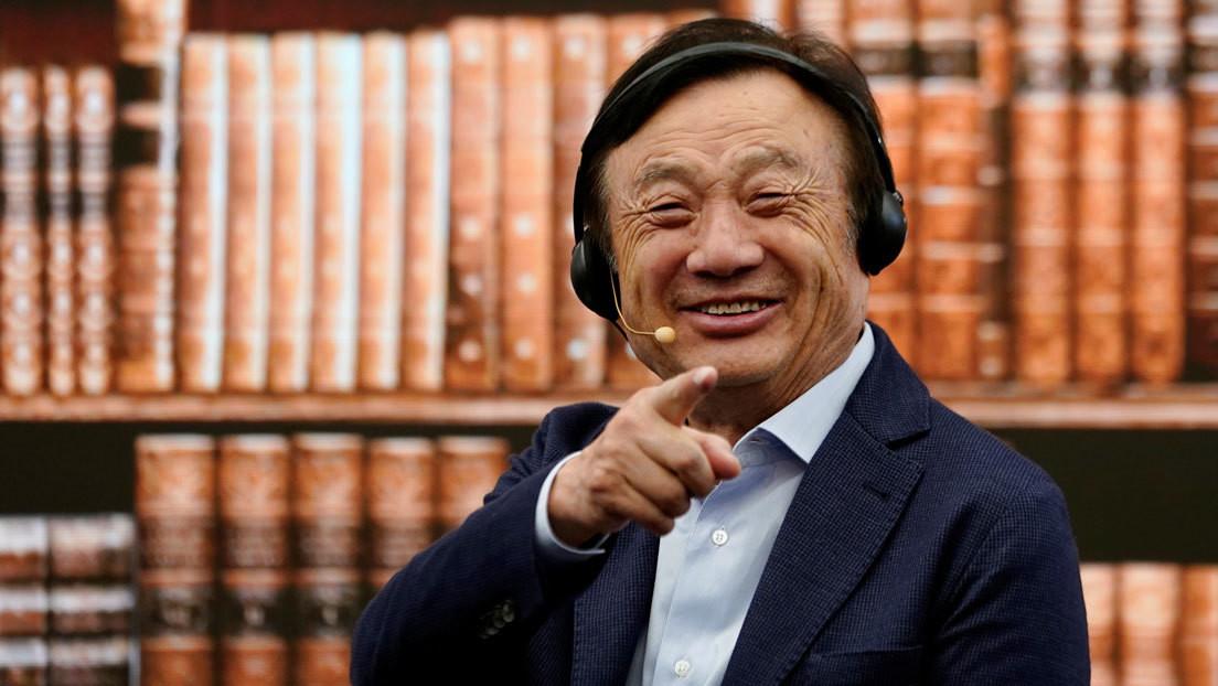 El fundador de Huawei nombra el mejor 'smartphone' con 5G