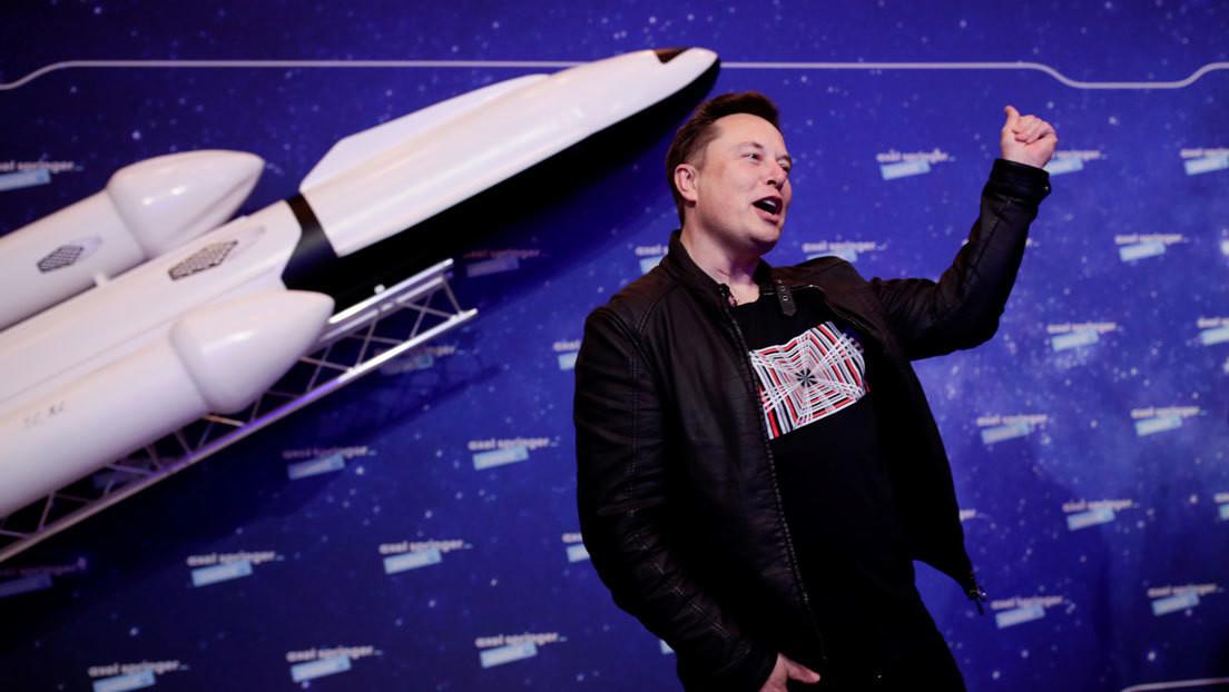 El Kremlin responde a la invitación de Elon Musk a Putin para conversar en Clubhouse