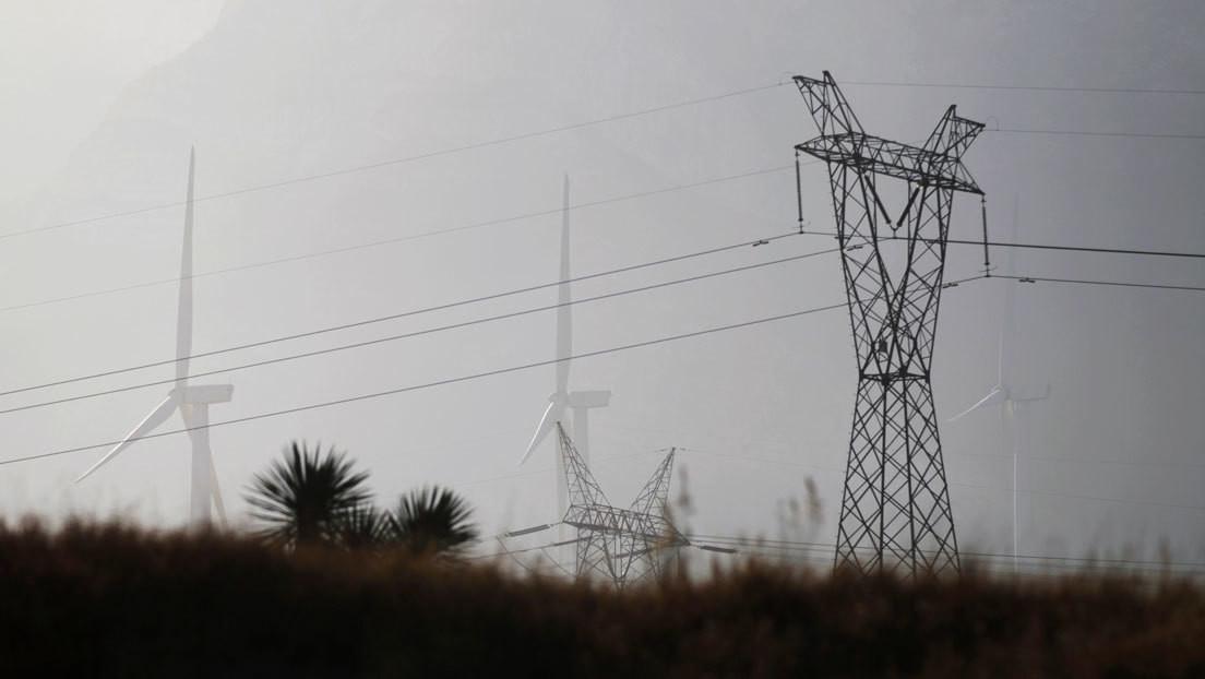 Un apagón deja sin electricidad a 400.000 personas en el norte de México