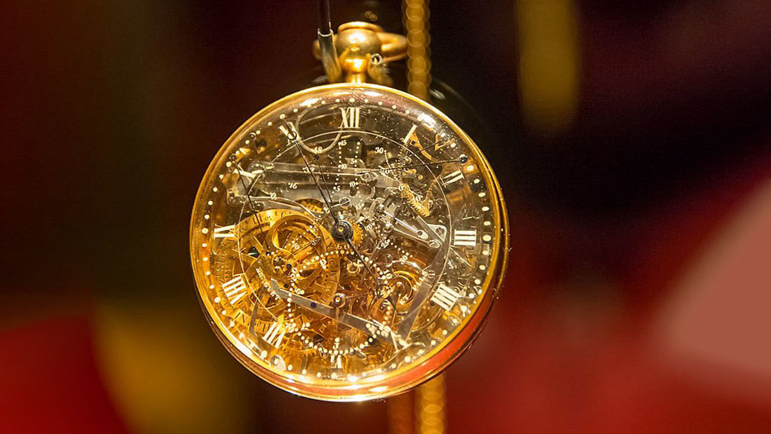 Cómo un ladrón robó en un museo un legendario reloj para la reina María Antonieta y logró burlar a la Policía y al Mossad durante más de 20 años