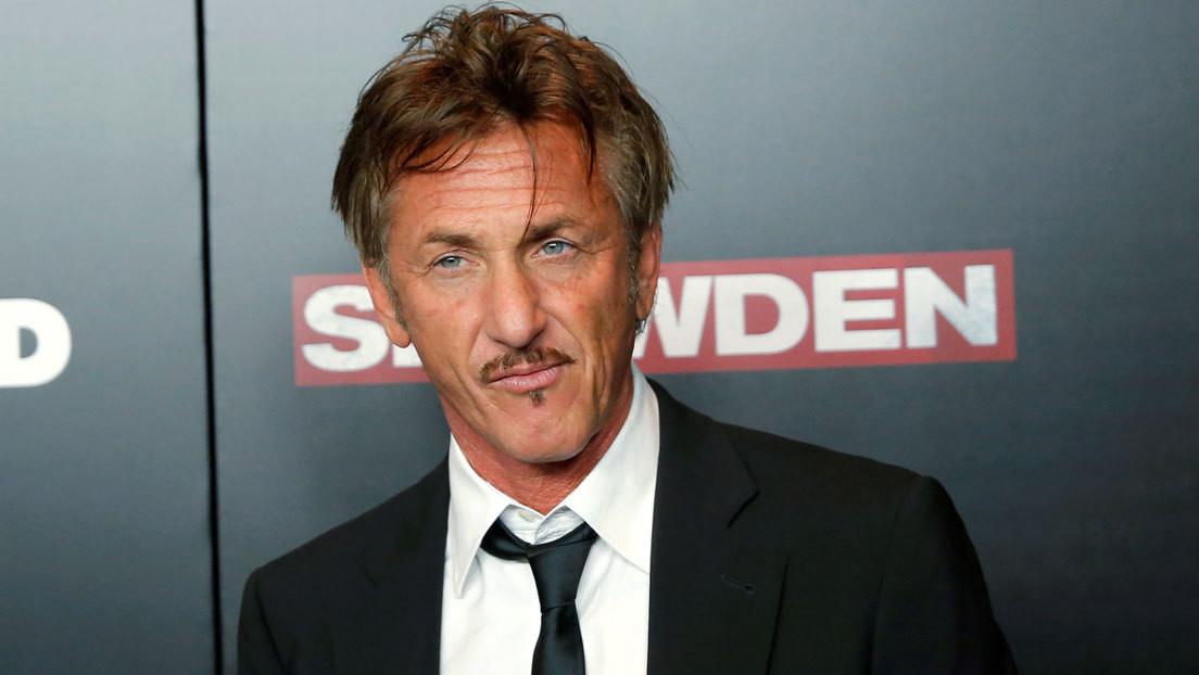 """Sean Penn vincula a los protestantes con el Vaticano y Twitter no perdona su """"ignorancia religiosa"""""""