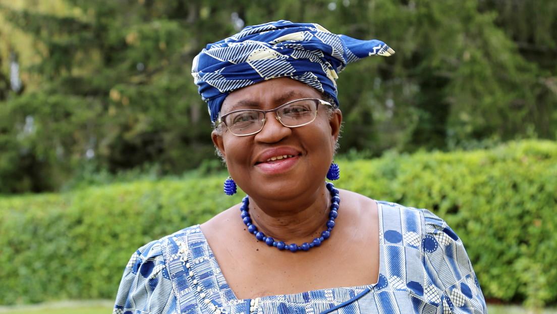 La exministra de Finanzas de Nigeria será la primera mujer en dirigir la Organización Mundial del Comercio