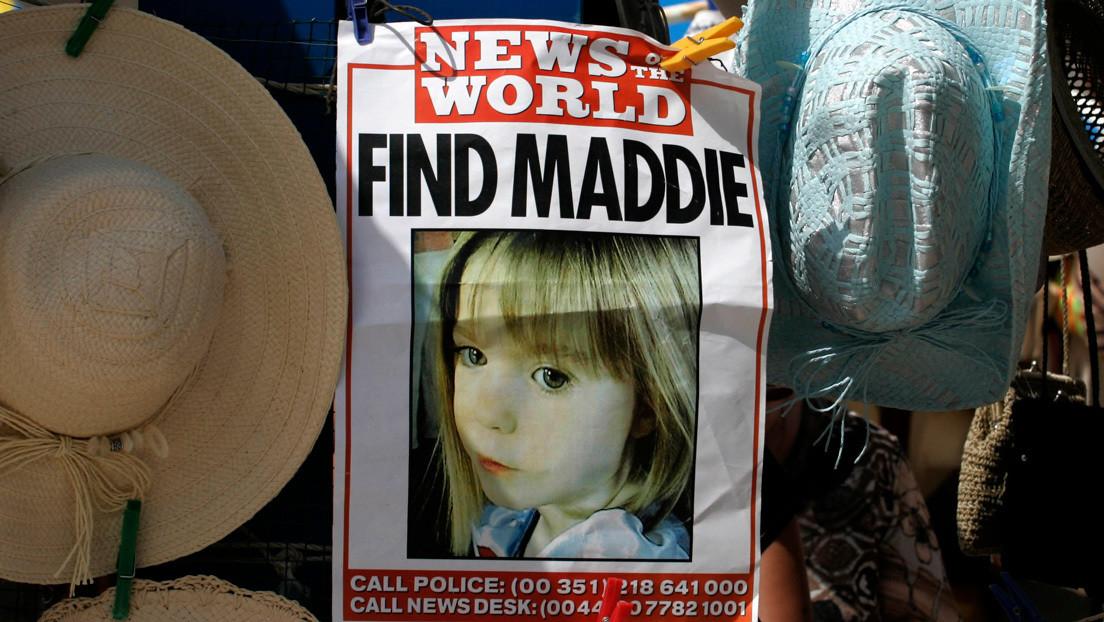 Publican una imagen inédita del sospechoso del caso Madeleine McCann, posando en su escondite donde guardaba pornografía infantil