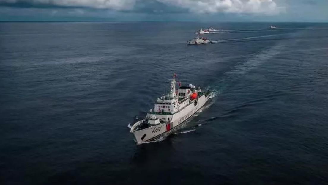 Buque armado chino entra en aguas japonesas y acosa a un pesquero en una zona en disputa