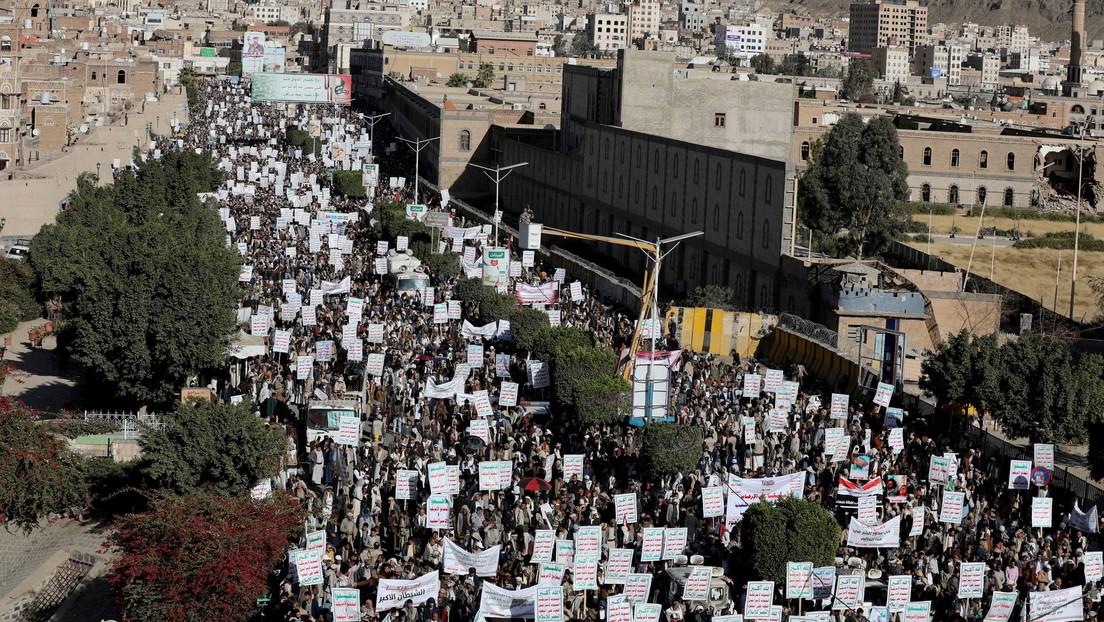 EE.UU. saca a la insurgencia chiita yemení de su lista de organizaciones terroristas