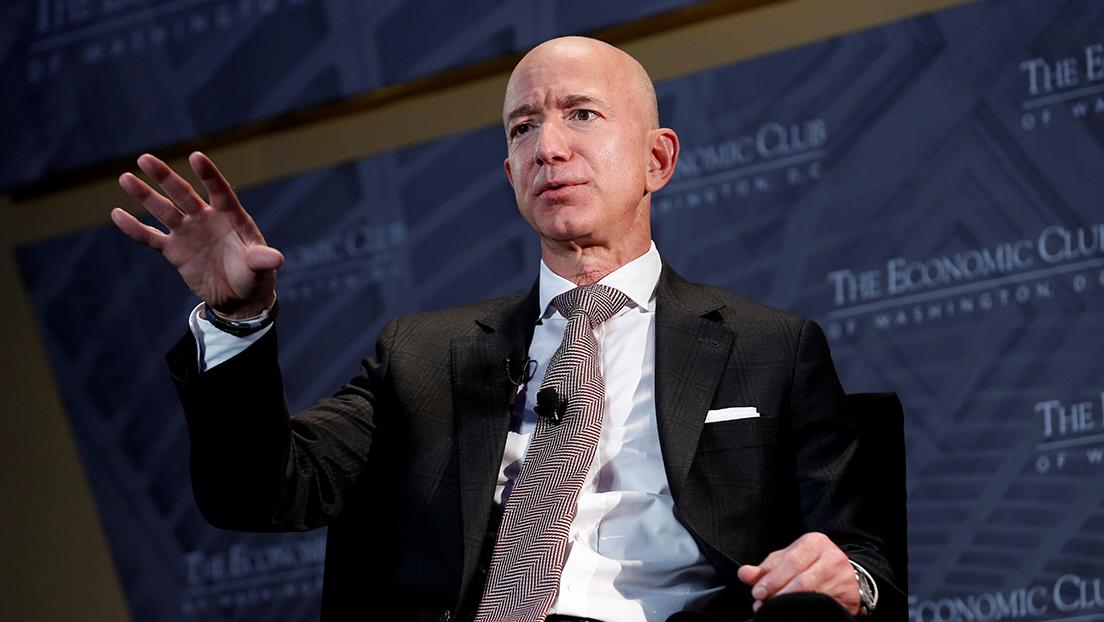 Jeff Bezos vuelve a ser la persona más rica del mundo