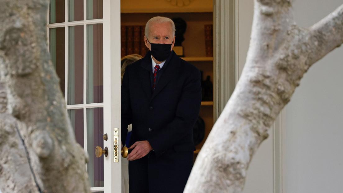 """Joe Biden sobre su vida en la Casa Blanca: """"Parece una jaula dorada"""""""