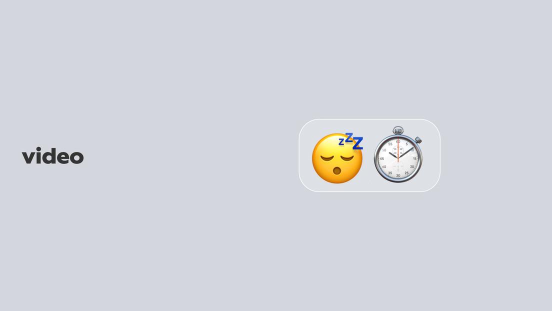 """""""Ha curado mi insomnio"""": el truco de una 'tiktoker' para quedarse dormida """"en cinco minutos"""" (VIDEO)"""