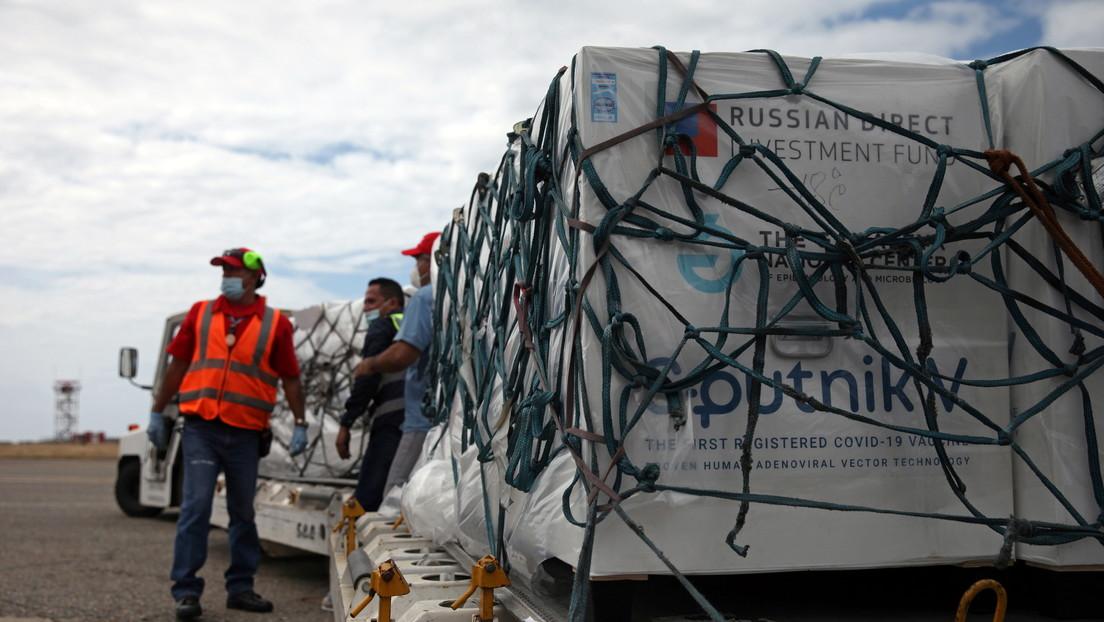 Venezuela comienza este jueves la vacunación contra el covid-19 con la Sputnik V