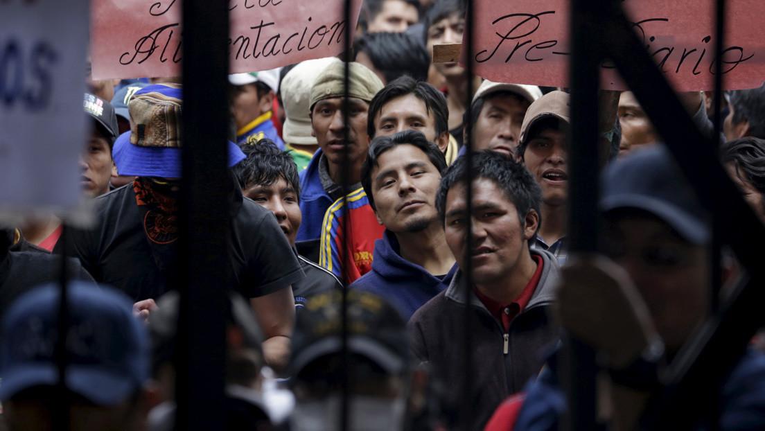 Más de 3.000 presos serán beneficiados en Bolivia con indulto y amnistía, entre ellos a procesados durante el gobierno de facto