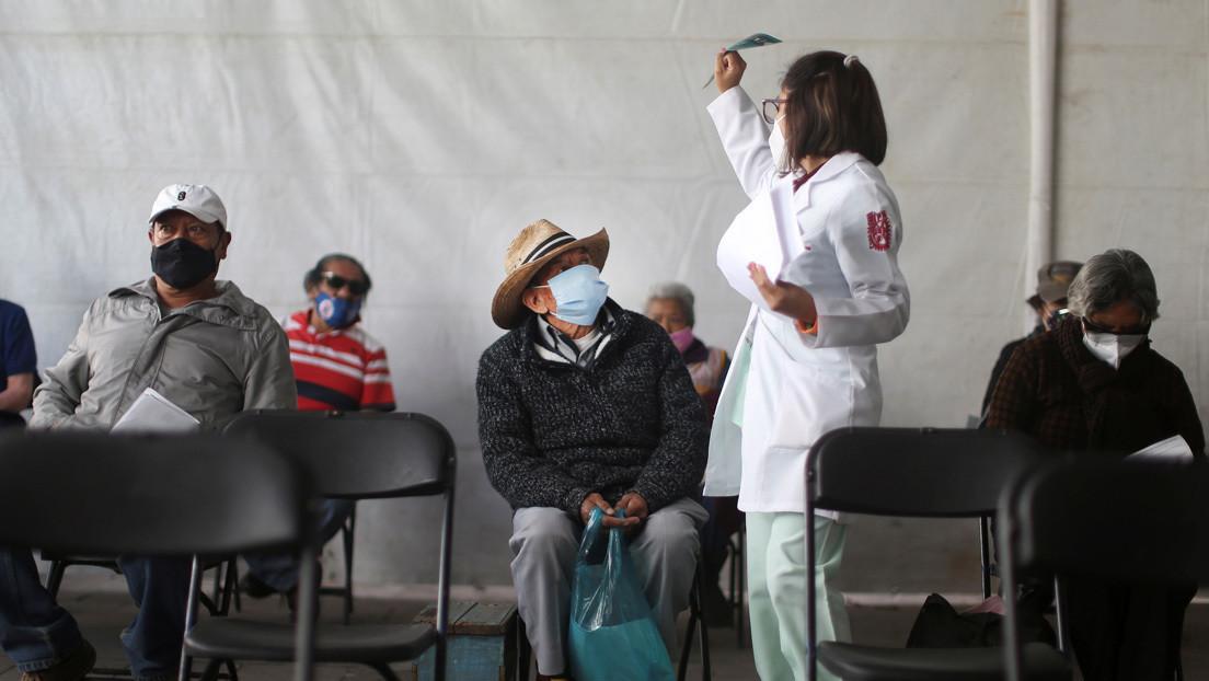 La Organización Panamericana de la Salud respalda el llamado de México ante la ONU de evitar el acaparamiento de vacunas
