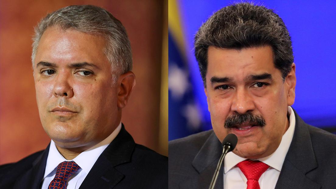 """""""Estás obsesionado en tu odio"""": Maduro responde las acusaciones de Duque sobre la supuesta presencia de guerrilleros en Venezuela"""