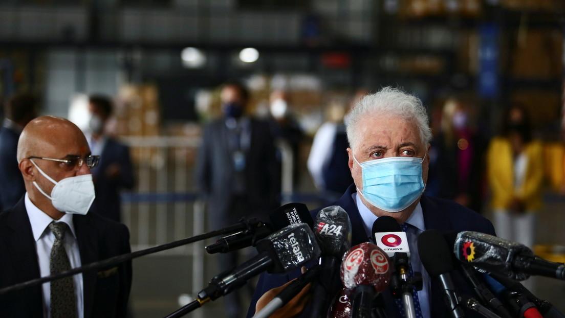 El ministro de Salud de Argentina considera que no hay condiciones para las elecciones primarias legislativas de agosto