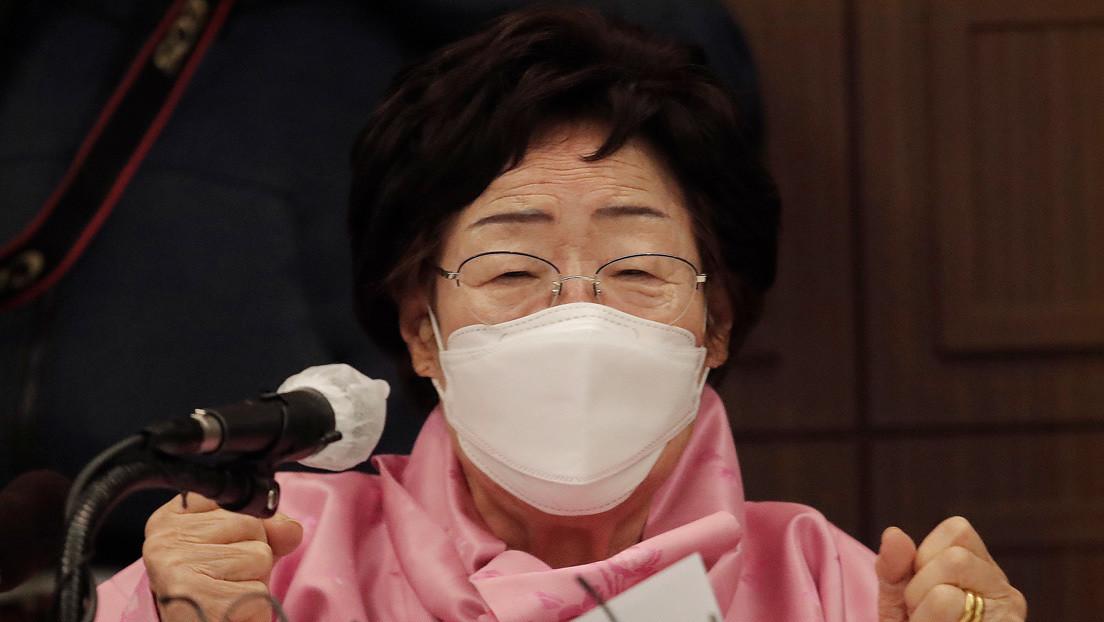 VIDEO: Una víctima de esclavitud sexual por parte de militares japoneses en la II Guerra Mundial pide un juicio internacional