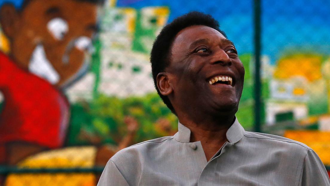 Pelé reconoce que tuvo tantas aventuras amorosas que no sabía cuántos hijos tenía