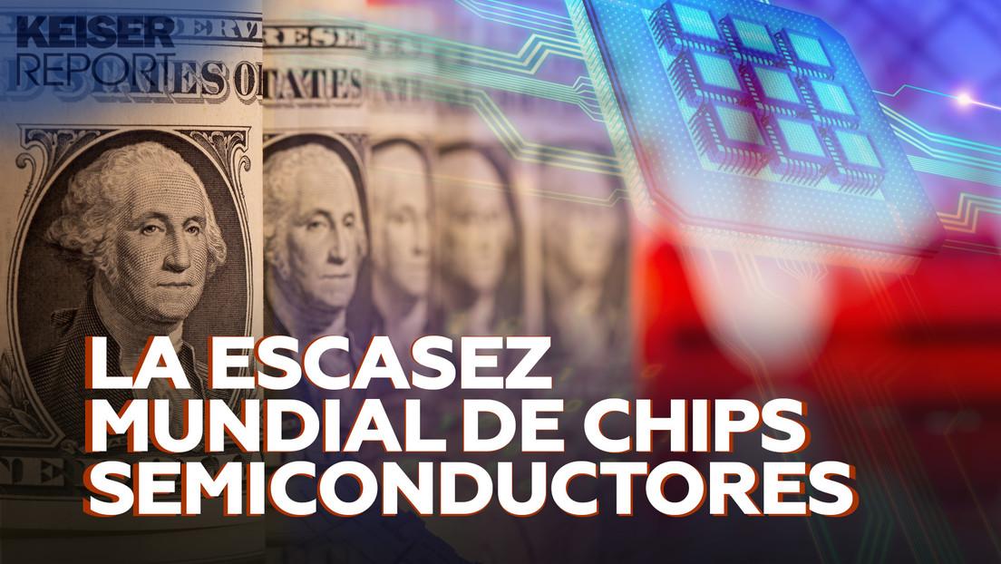"""Los semiconductores son """"el nuevo petróleo"""" y China planea """"dominar este siglo a través de los chips"""""""