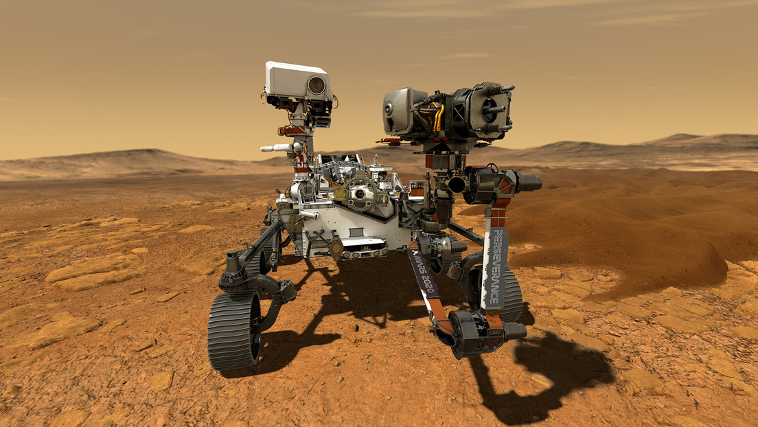 History: NASA's Perseverance Rover Launches Life on Mars (Video)