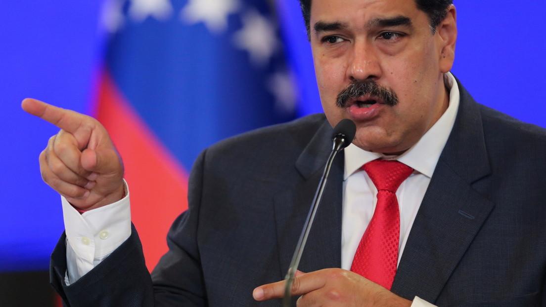 """""""Colombia es un verdadero narcoestado"""": Las duras críticas de Maduro contra la política antidrogas del Gobierno de Iván Duque"""