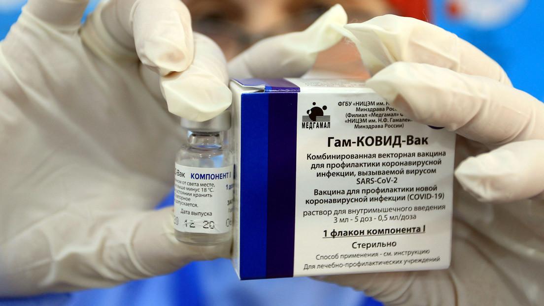 San Marino se convierte en el trigésimo país en aprobar la vacuna rusa Sputnik V