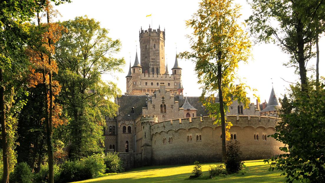 Un príncipe alemán demanda a su hijo por vender al Estado un castillo familiar por un euro