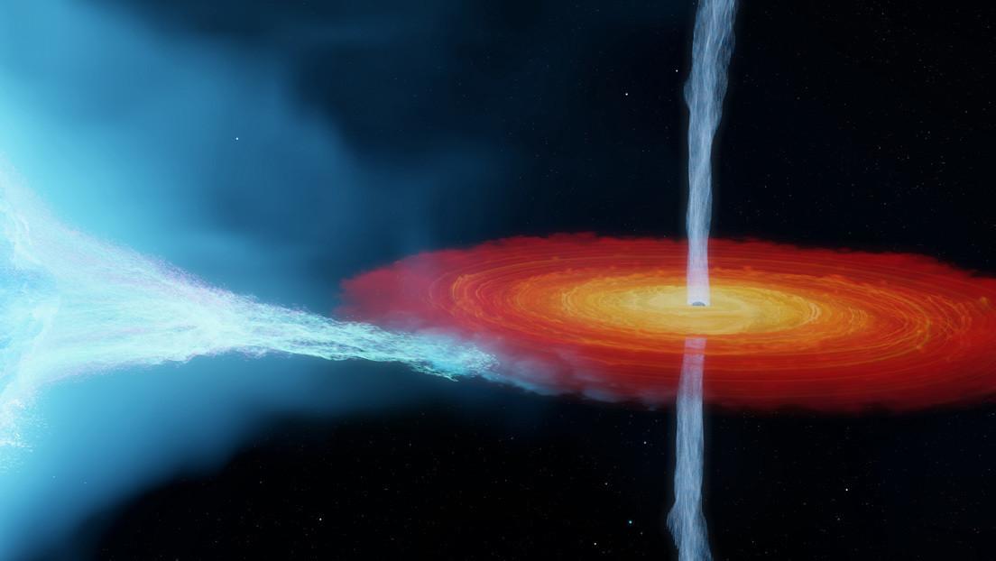 El primer agujero negro conocido de la Vía Láctea está más lejos y es más grande de lo que se creía