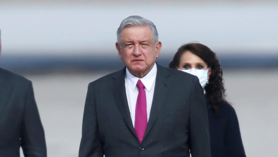 """""""Eso nunca va a pasar con este Gobierno"""": López Obrador critica la detención del rapero Pablo Hasél en España y defiende la libertad de expresión"""