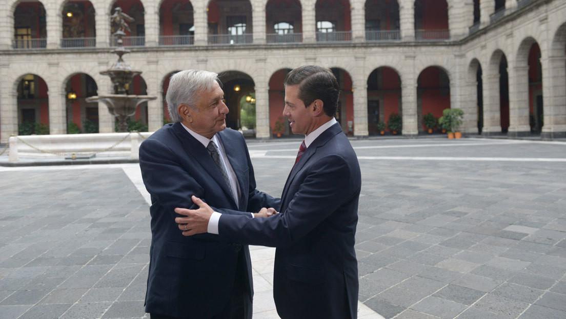 El presidente de México y sus antecesores podrán ser juzgados a partir de la entrada en vigor de una nueva ley