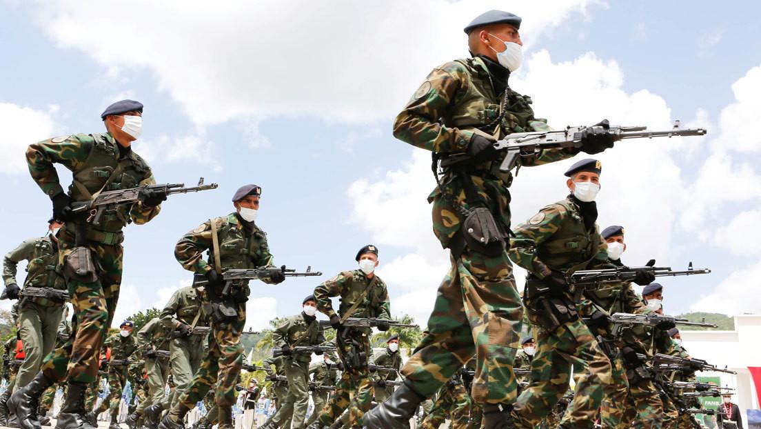 Fuerza Armada de Venezuela refuerza su presencia en la fachada atlántica en medio de la disputa con Guyana