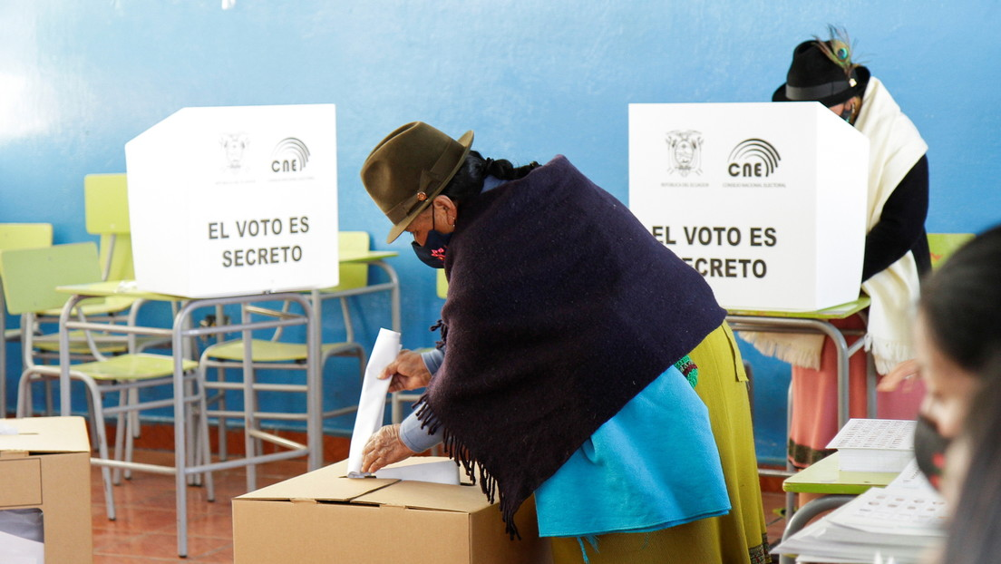 Consejo Electoral de Ecuador concluye el conteo de votos, 12 días después de las elecciones: Arauz y Lasso irían al balotaje