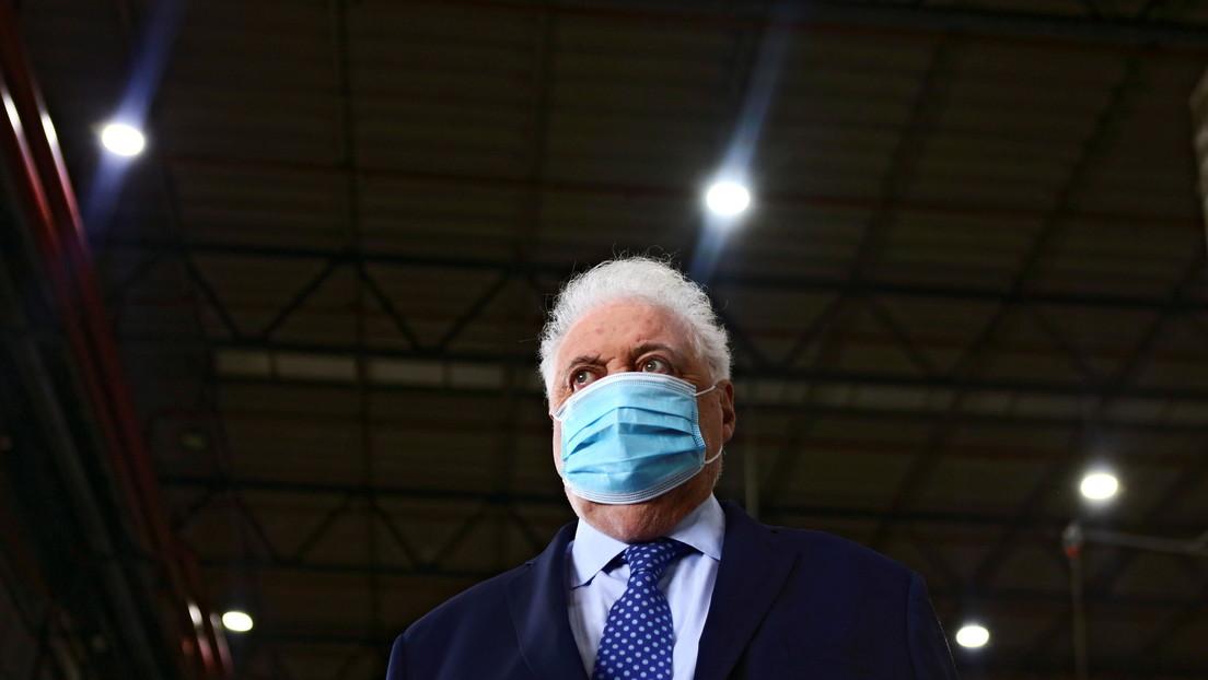 Alberto Fernández pide la renuncia al ministro de Salud de Argentina Ginés González García tras el escándalo por un 'vacunatorio VIP'