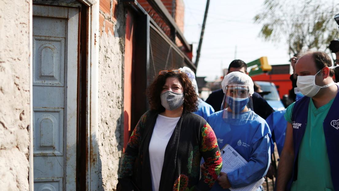 'Vacunatorio VIP': Confirman a Carla Vizzotti como nueva ministra de Salud de Argentina, tras la renuncia de Ginés González García