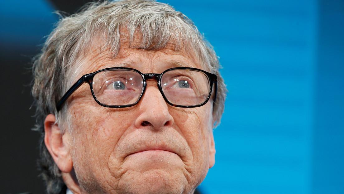 """Bill Gates llama a invertir en """"metas ambiciosas"""", como una """"vacuna universal contra el coronavirus"""""""