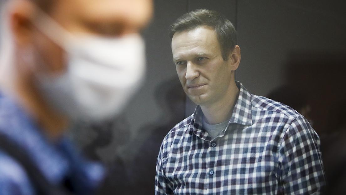 Un tribunal de Moscú reduce en 1,5 meses la condena de Navalny tras revisar su apelación